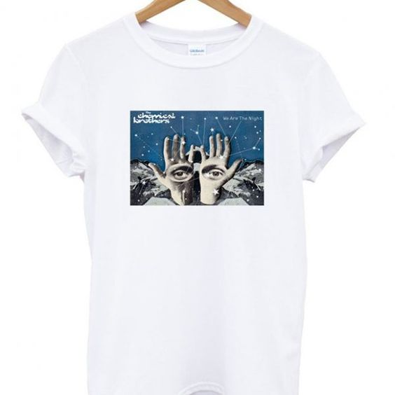 The chemical brothers tshirt DAP