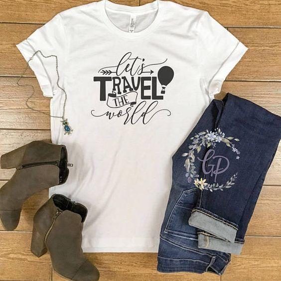 Travel ShirtDAP