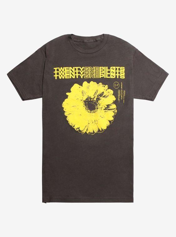 Twenty One Pilots Daisy Jumpsuit T-Shirt DAP