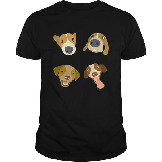 awesome Dogs T-Shirt, Hoodie DAP