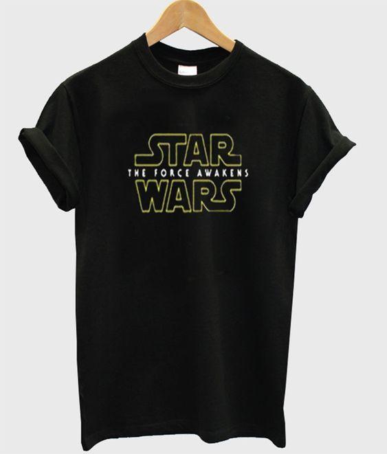 star wars the force awakens t-shirtDAPstar wars the force awakens t-shirtDAP