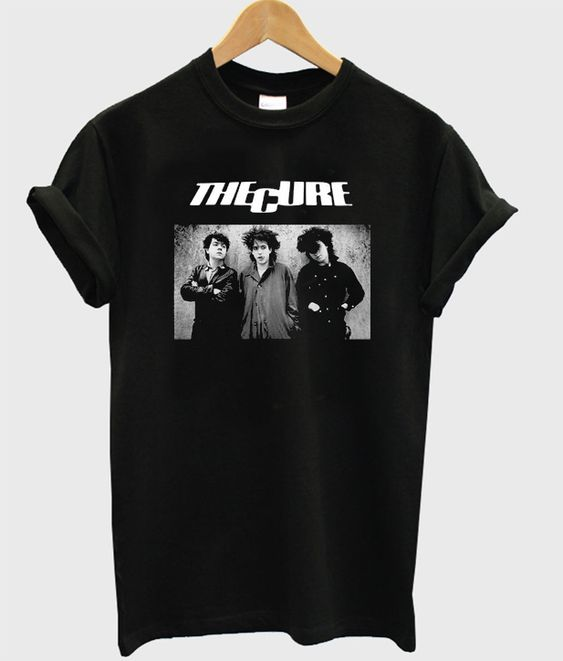 the cure t-shirtDAP