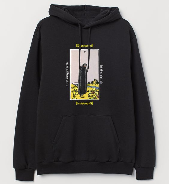 All Is Lost Hoodie DAP