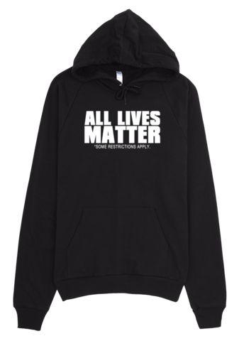 All Lives Matters Hoodie DAP
