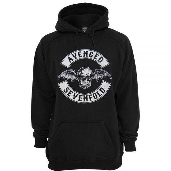 Avenged Sevenfold Hoodie DAP