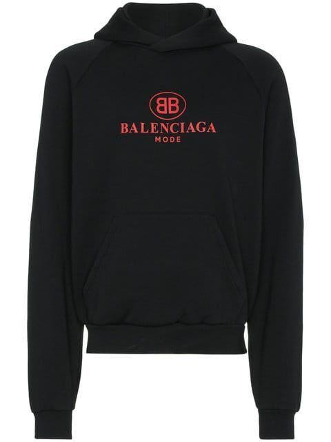 Balenciaga Mode Hoodie DAP
