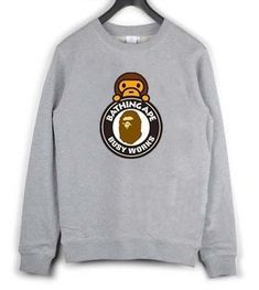 Bathing Ape Busy Sweatshirt DAP