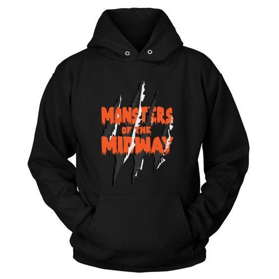 Bears Monsters Of The Midway Hoodie DAP