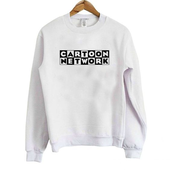 Cartoon Network sweatshirt DAP