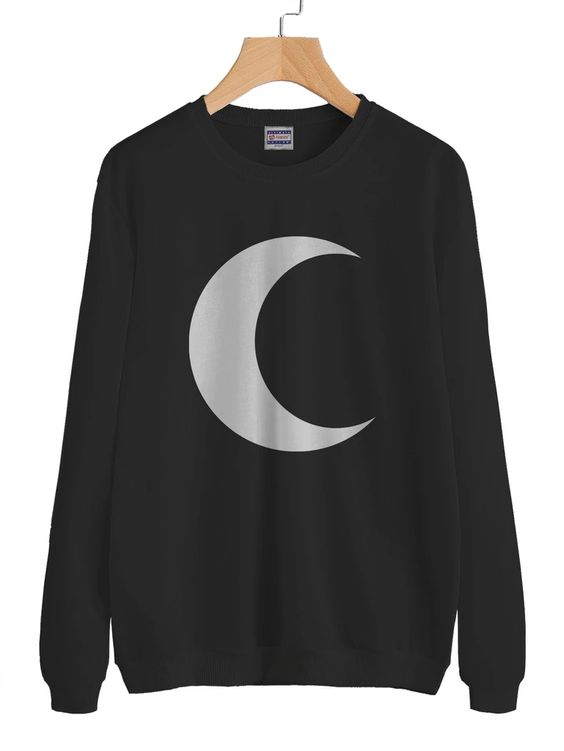 Crescent Moon Sweatshirt DAP