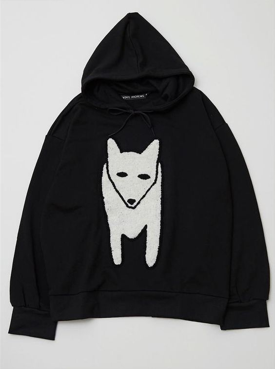 DOG Hoodie DAP