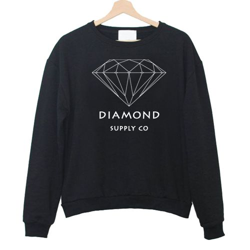 Diamond Supply Co Sweatshirt DAP