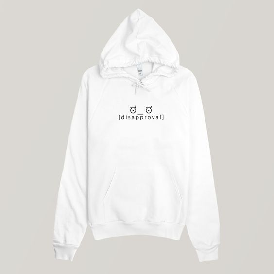 Disapproval Hoodie DAP