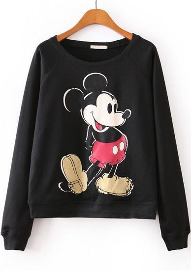 Disney Mickey Mouse Sweatshirt DAP