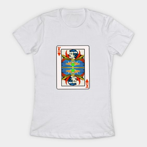 Doctor Strange Card T Shirt DAP