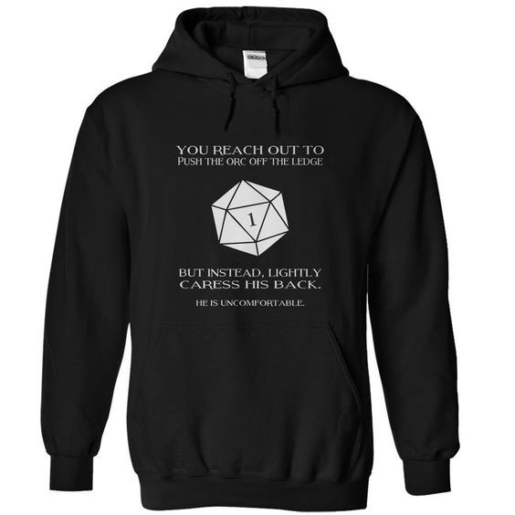 Dungeons And Dragons Hoodie DAP