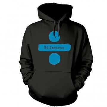 Ed Sheeran Divide Logo Hoodie DAP