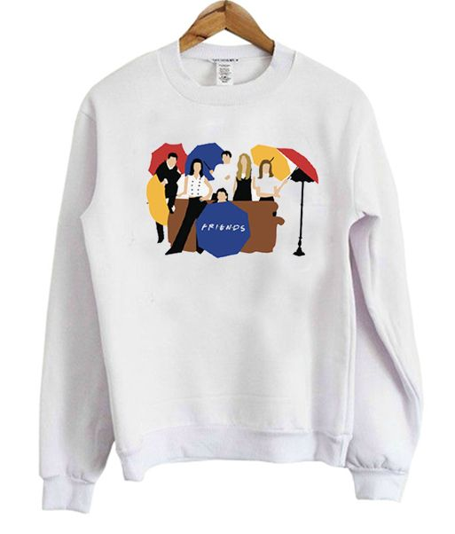 Friends Umbrella Sweatshirt DAP