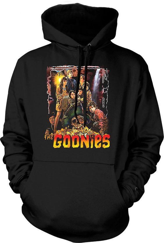 Goonies Treasure Hoodie DAP