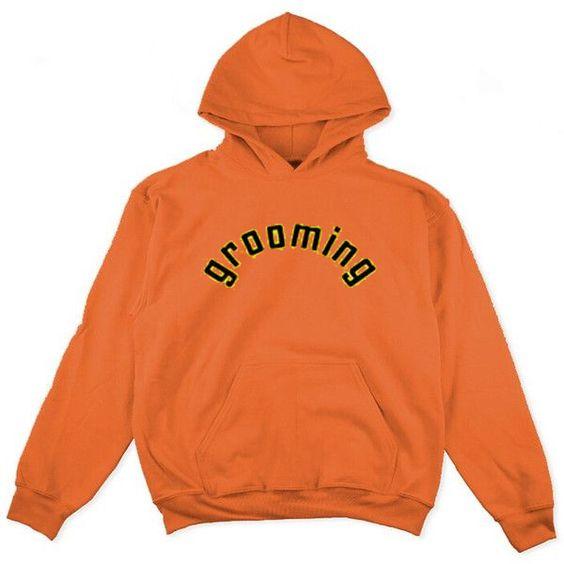 Grooming hoodie DAP