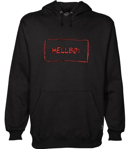 Hellboy Hoodie DAP
