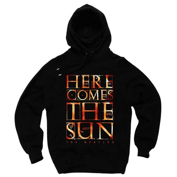 Here comes the sun hoodie DAP