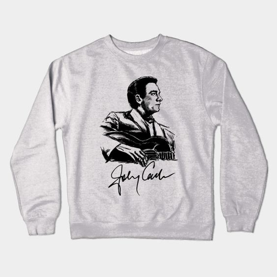 Johnny Cash sweatshirt DAP