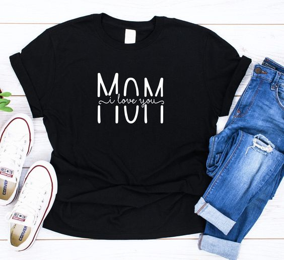 Mom 1 T-shirt DAP