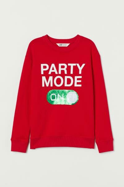 PARTY MOE SWEATSHIRT DAP