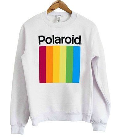 Polaroid Colourful Sweatshirt DAP