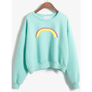 Rainbow Sweatshirt DAP