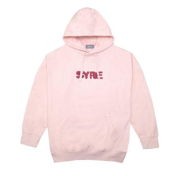 SYRE Died Hoodie, Pink DAP