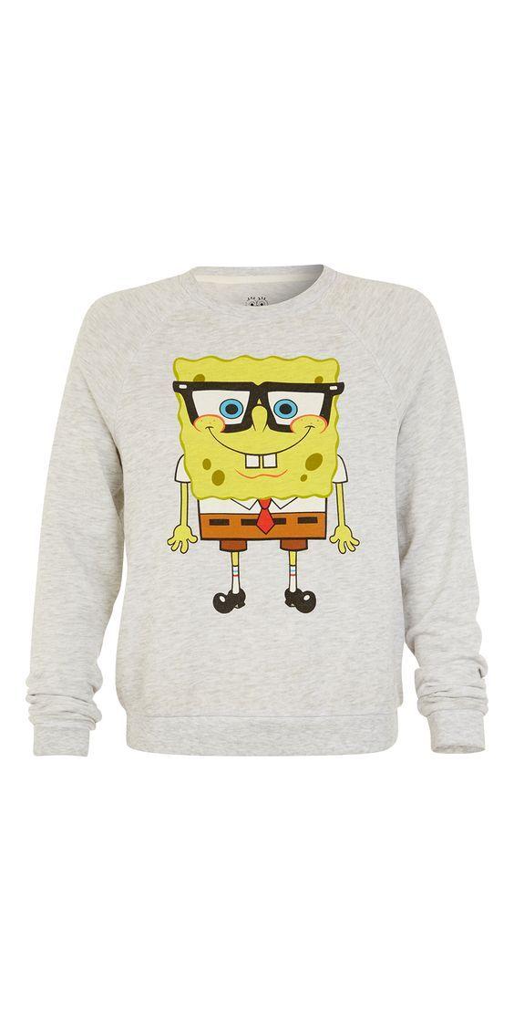 Spongebob Sweatshirt DAP