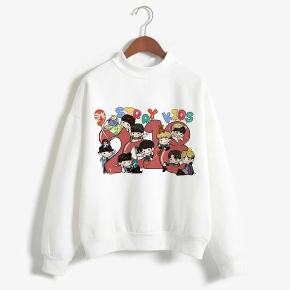 Stray Kids Sweatshirt DAP