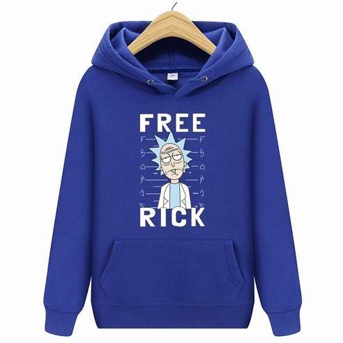 Sudadera con capucha free rick DAP