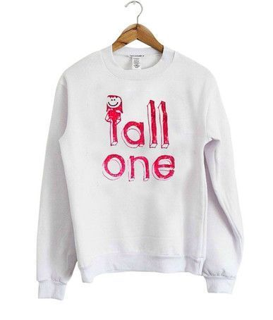 Tall One Sweatshirt DAP