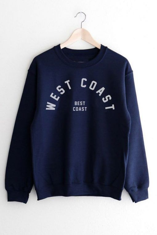 West Coast Sweatshirt DAP