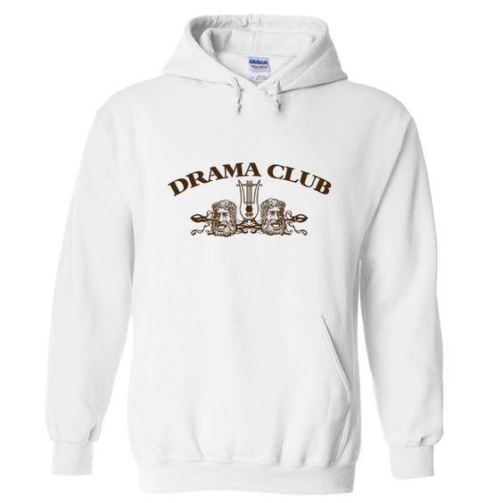 drama club hoodie DAP