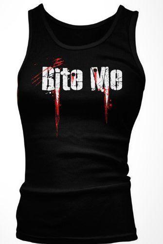 Bite Me TanktopDAP