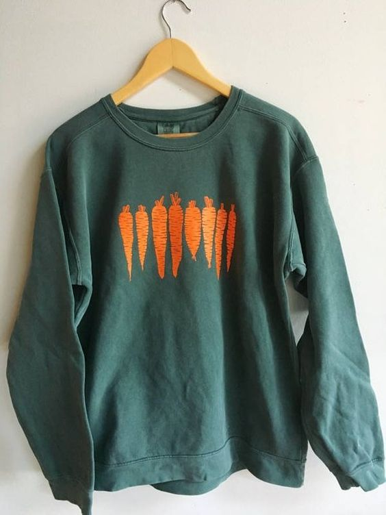 Carrot Sweatshirt DAP
