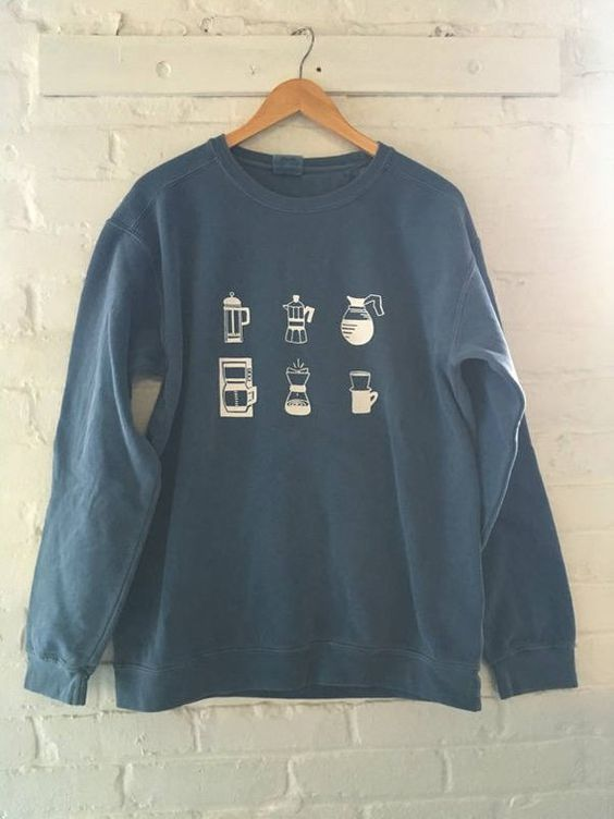 Coffee Sweatshirt DAP