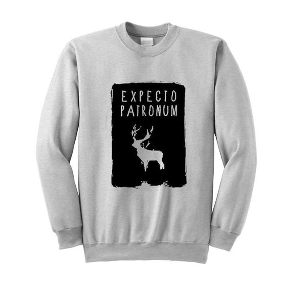 Expecto Patronum Sweatshirt DAP