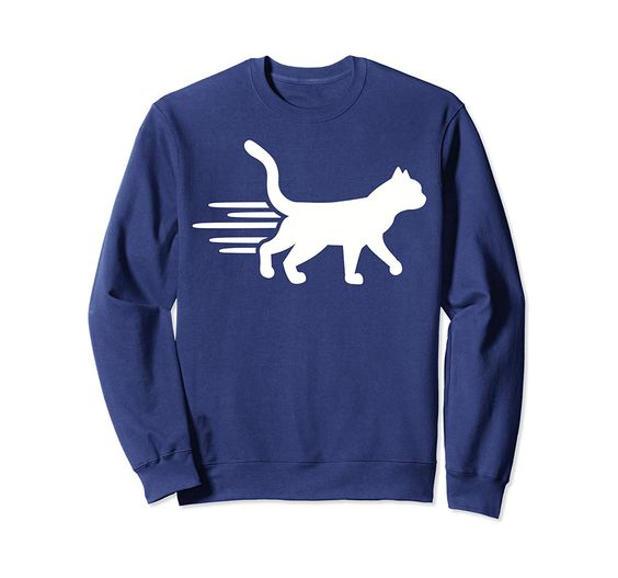 Fast Cat Sweatshirt DAP