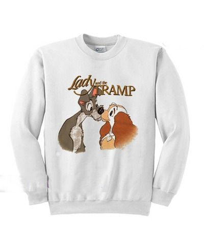 Lady And the Tramp Sweatshirt DAP