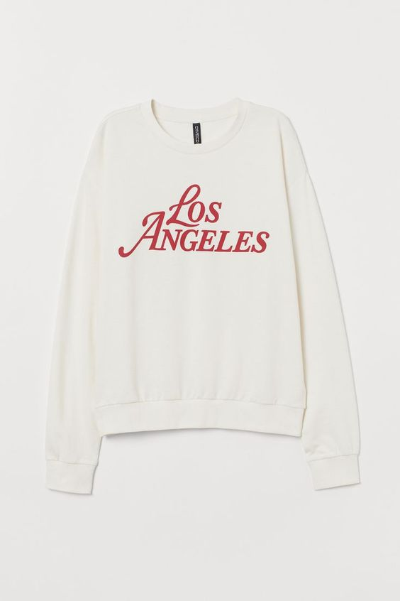 Los Angeles Sweatshirt DAP