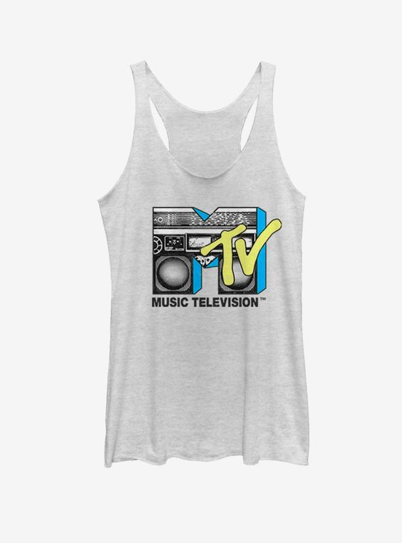 MTV Boombox Girls TankDAP