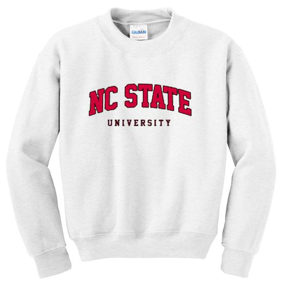 NC state university sweatshirt DAP
