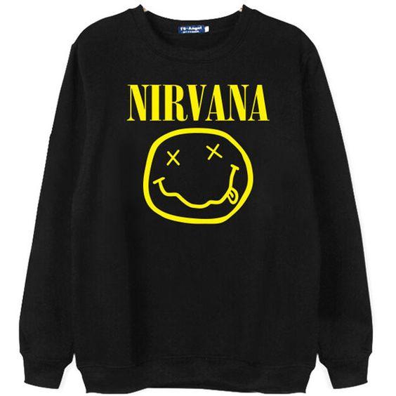 NIRVANA Sweatshirt DAP
