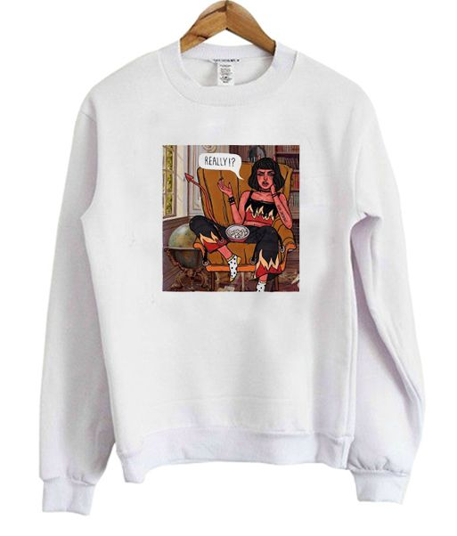 Really Graphic Sweatshirt DAP