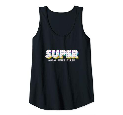 SUPER Tank Top dap